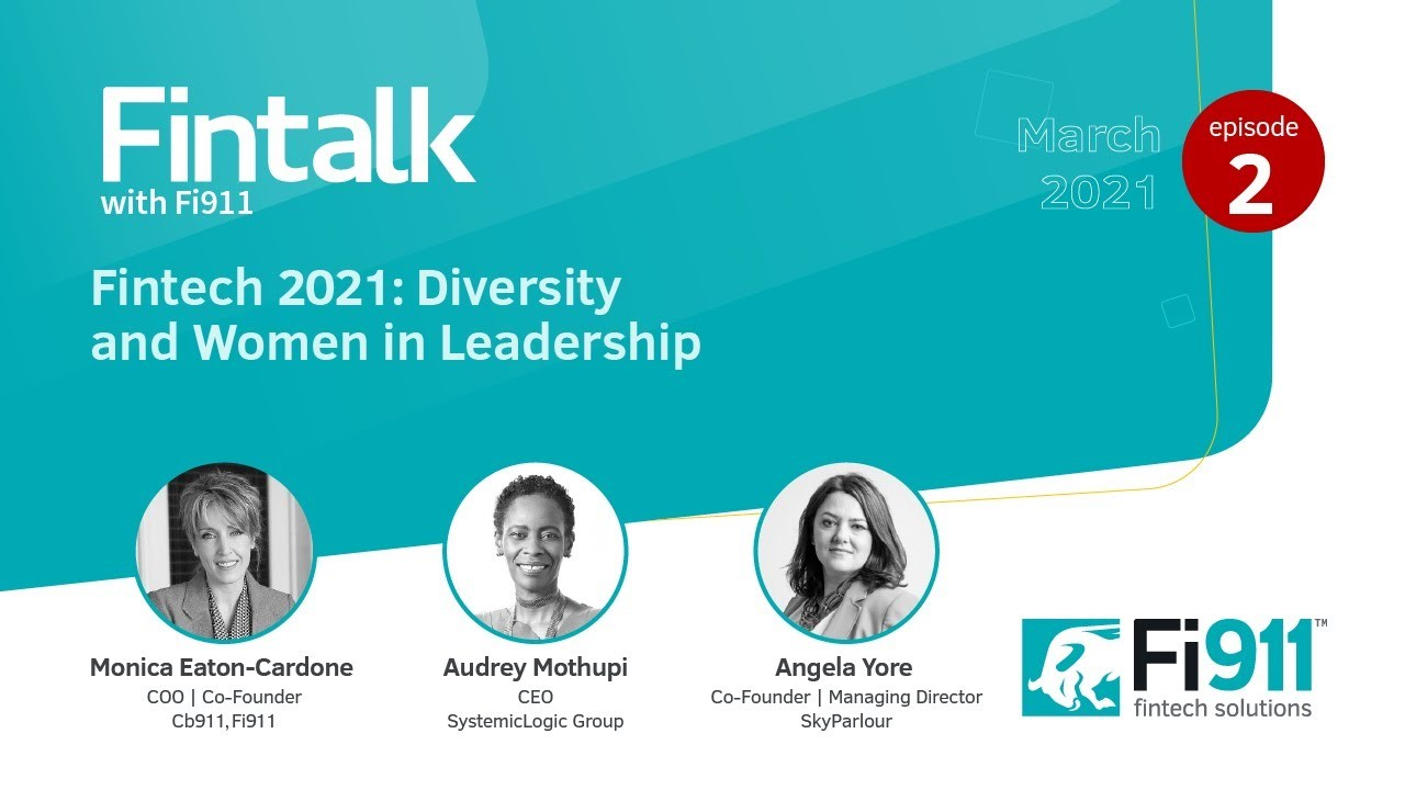 Read more about the article Fintech 2021 Women in Leadership